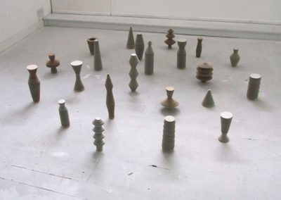 Vessels (studio floor)