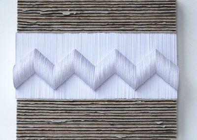 Julia Gardiner, Hush, 160 x 140 x 20 mm, 2013